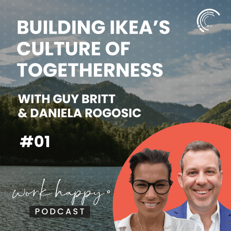 Building IKEA's culture of togetherness